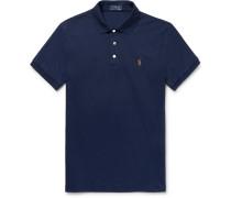 Slim-fit Pima Cotton-jersey Polo Shirt