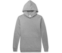 Villain Slim-Fit Loopback Cotton-Jersey Hoodie