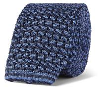 6cm Knitted Silk Tie