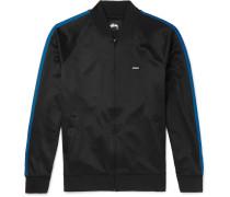 Striped Jersey Jacket