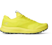 Norvan Ld Rubber And Coated-mesh Sneakers