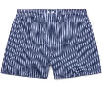 Royal 211 Striped Cotton Boxer Shorts