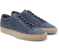 Achilles Low Suede Sneakers
