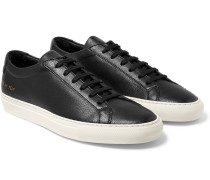 Original Achilles Full-grain Leather Sneakers - Black