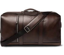 Eclipse Leather Holdall