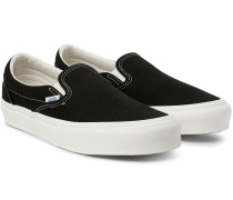 Og Classic Lx Canvas Slip-on Sneakers