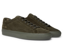 Original Achilles Suede Sneakers - Army green