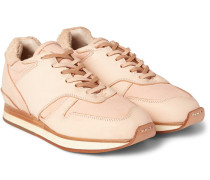 Mip-08 Leather Sneakers