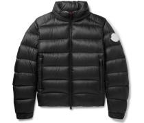 Soreiller Slim-Fit Logo-Appliquéd Quilted Shell Down Jacket