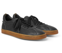 Karma Leather Sneakers