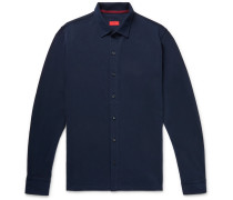 Cotton-Piqué Shirt