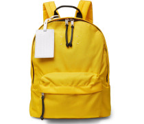 Canvas Backpack - Yellow