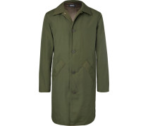 Alex Water-resistant Canvas Raincoat