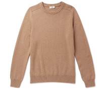 Cashmere Sweater - Camel