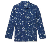 Bassen-Dyed Twill Shirt