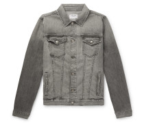 L'homme Denim Jacket - Gray
