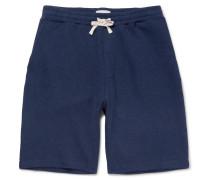 Weston Ribbed Cotton Drawstring Shorts