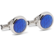 Le Petit Prince Stainless Steel Resin Cufflinks