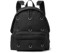 + Eastpak Padded Pak'r Embellished Matelassé Shell Backpack
