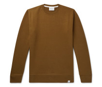 Vagn Loopback Cotton-Jersey Sweatshirt
