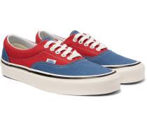 Ua Era 95 Dx Canvas Sneakers - Navy