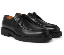 Jacques Leather Derby Shoes