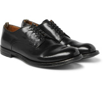 Anatomia Polished-leather Derby Shoes