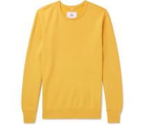 Loopback Pima Cotton-jersey Sweatshirt