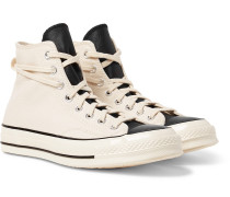 + Fear of God 1970s Chuck Taylor All Star Canvas High-Top Sneakers