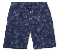 Easy Printed Cotton Shorts