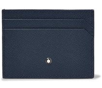 Sartorial Cross-Grain Leather Billfold Wallet