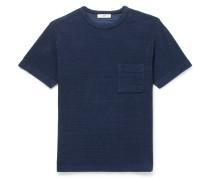 Cotton-terry T-shirt