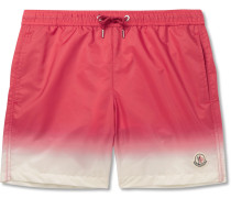 Mid-length Dégradé Swim Shorts