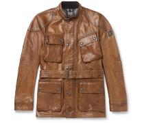 Trialmaster Leather Jacket