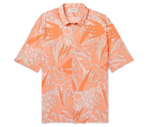 Printed Voile Shirt