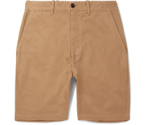 Tommy Cotton-twill Chino Shorts - Sand