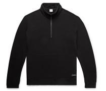 Jersey Half-Zip Sweatshirt