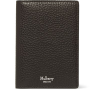 Full-grain Leather Billfold Cardholder