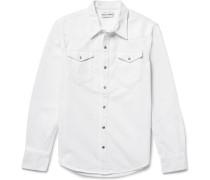 Rohe Denim Western Shirt - White