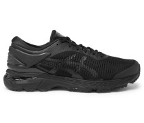 Gel-kayano 25 Mesh And Rubber Running Sneakers
