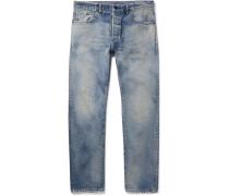 The Cane 2 Distressed Denim Jeans