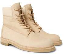 Mip-14 Leather Boots - Sand