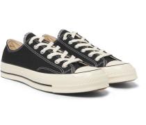 Chuck 70 Canvas Sneakers - Black