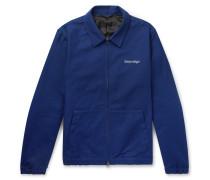 Harrison Cotton-twill Bomber Jacket
