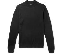 Martin Merino Wool Sweater - Black