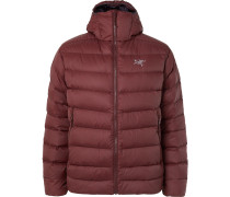 Thorium AR Quilted Nylon Down Jacket