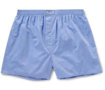 Amalfi Cotton Boxer Shorts