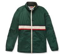 2 Moncler 1952 Allos Contrast-trimmed Nylon Jacket