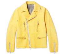 Kadn Slim-fit Leather Jacket