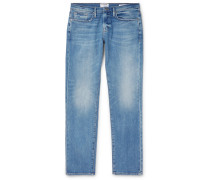 L'homme Slim-fit Denim Jeans - Blue